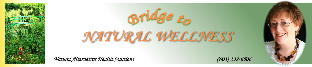 Bridge to Natural Wellness ing Center, Manchester, NH.